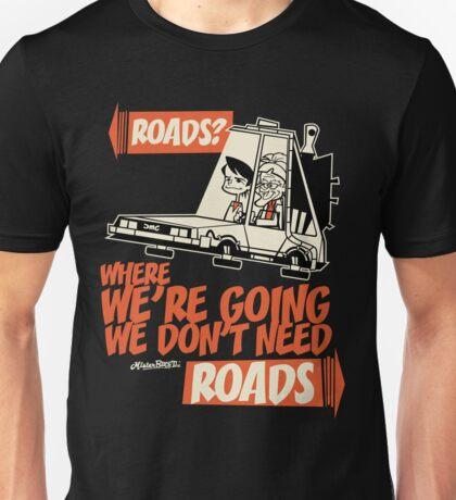 Roads Unisex T-Shirt