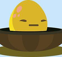 Firebog egg - glitch videogame by EnjoyRiot