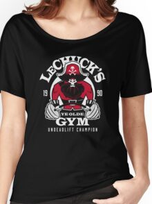 Ye Olde Gym Women's Relaxed Fit T-Shirt