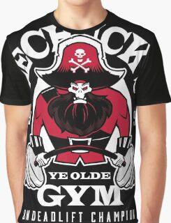 Ye Olde Gym Graphic T-Shirt