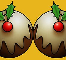 Christmas Puddings by goneficri
