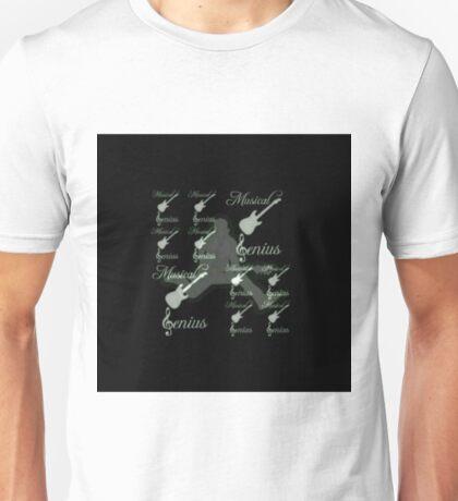 Musical Genius Unisex T-Shirt