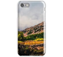 Slater Bridge Panorama iPhone Case/Skin