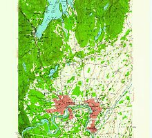 New York NY Glens Falls 129543 1955 62500 by wetdryvac