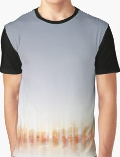 Abstract city skyline 5th illustration Graphic T-Shirt