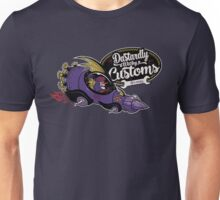 Dastardly Wacky Customs Unisex T-Shirt
