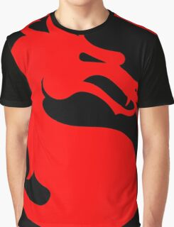 Mortal Kombat - Red Dragon Graphic T-Shirt