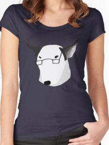 Bark Kent Women's Fitted Scoop T-Shirt