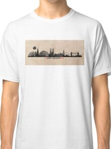 London skyline city  Classic T-Shirt