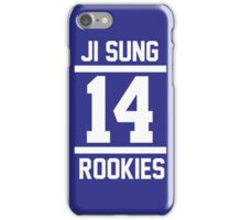JISUNG 14 iPhone Case/Skin