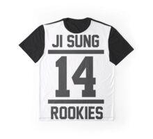 JISUNG 14 ROOKIES Graphic T-Shirt