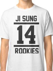 JISUNG 14 ROOKIES Classic T-Shirt