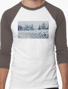 fence frost Men's Baseball ¾ T-Shirt