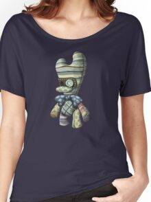 Bag butler - glitch videogame Women's Relaxed Fit T-Shirt
