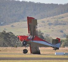 Hunter Valley Airshow 2015 - Super STOL Crash Landing by muz2142