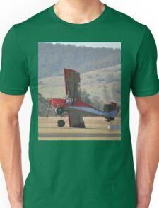 Hunter Valley Airshow 2015 - Super STOL Crash Landing Unisex T-Shirt
