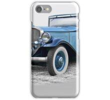 1932 Pierce Arrow 54 Club Brougham iPhone Case/Skin
