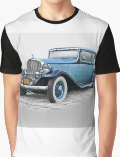 1932 Pierce Arrow 54 Club Brougham Graphic T-Shirt