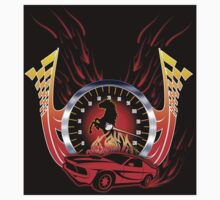 Speed and horse power One Piece - Short Sleeve