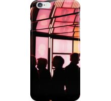 Strawberry Blond Aglow iPhone Case/Skin