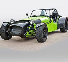 2009 Birkin S3 Roadster by DaveKoontz