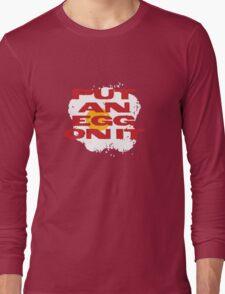 PUT AN EGG ON IT Long Sleeve T-Shirt