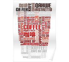 Coffee to go! Poster