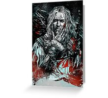 Edward Kenway - AC Black flag Greeting Card