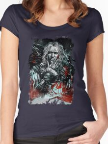 Edward Kenway - AC Black flag Women's Fitted Scoop T-Shirt