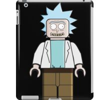 Blockman Rick  iPad Case/Skin