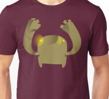 Firebog Flash Crasher Demon - glitch videogame Unisex T-Shirt