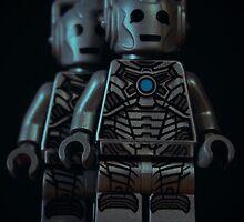 Cybermen by ajk92