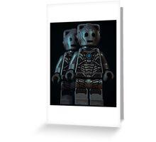 Cybermen Greeting Card