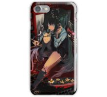 unknown caller iPhone Case/Skin