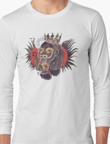 Conor Mcgregors Gorilla Tattoo Long Sleeve T-Shirt