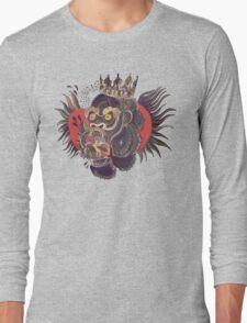 Conor Mcgregors Gorilla Tattoo Long Sleeve T-Shirt