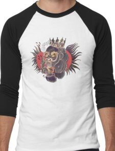 Conor Mcgregors Gorilla Tattoo Men's Baseball ¾ T-Shirt