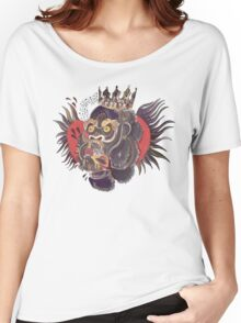 Conor Mcgregors Gorilla Tattoo Women's Relaxed Fit T-Shirt