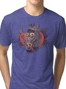 Conor Mcgregors Gorilla Tattoo Tri-blend T-Shirt