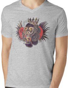 Conor Mcgregors Gorilla Tattoo Mens V-Neck T-Shirt