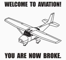 Aviation Broke by TheBestStore