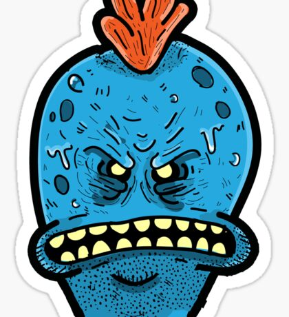 I'm Mr. Meek Seeks Sticker