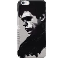 The 5th Wave  Ben Parish/Zombie quotes iPhone Case/Skin