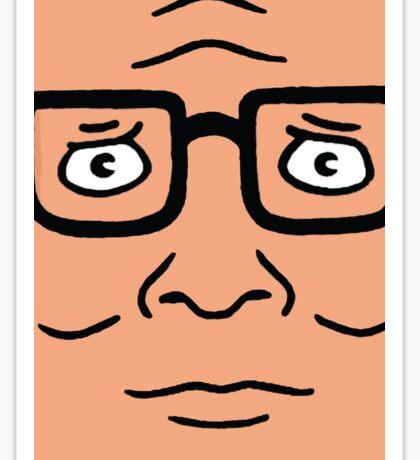 Hank Hill  Sticker