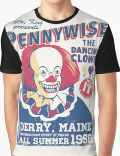 The Dancing Clown Graphic T-Shirt