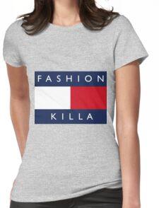 FASHION KILLA Womens Fitted T-Shirt