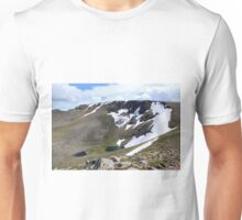 Sharp-Billed Haggis! Cairn Lochan Unisex T-Shirt