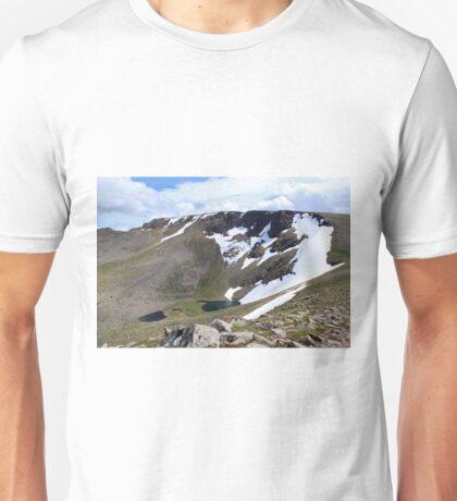 Sharp-Billed Haggis! Cairn Lochan Unisex T-Shirt