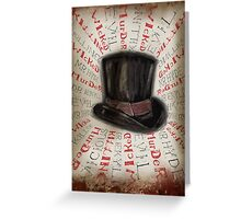 Jekyll Greeting Card