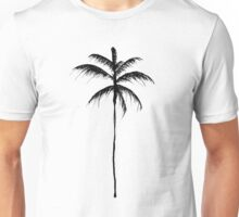 Palm Tree Illustration Unisex T-Shirt